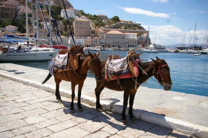 One Day Cruise to Aegina, Poros & Hydra