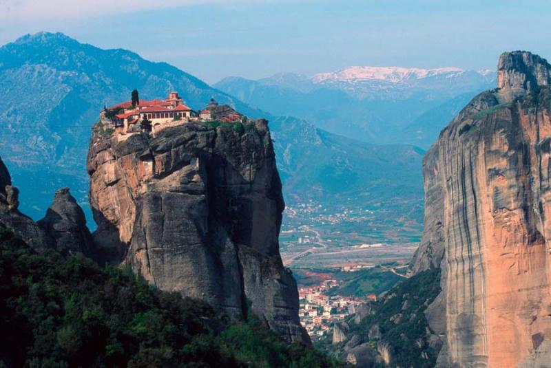 Meteora One Day Tour