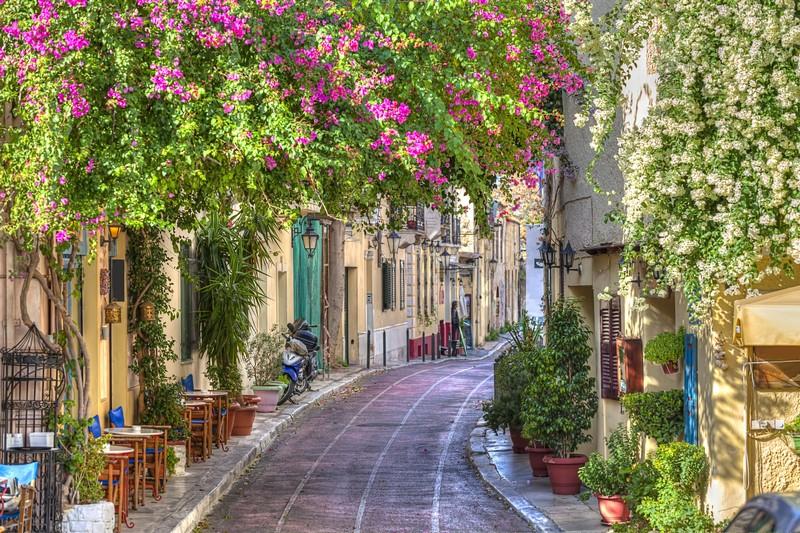 Athens Day Tour from Loutraki, Corinth and Nafplion