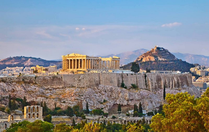 Athens Day Tour from Loutraki, Corinth and Nafplion