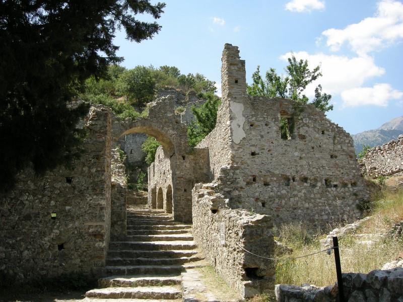 mystras tour