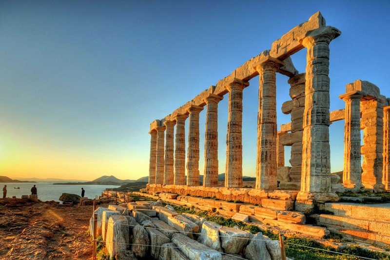 Athens and Cape Sounio Day Tour from Loutraki, Corinth and Nafplion