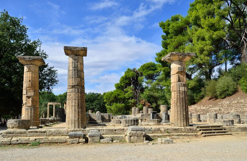 ancient olympia day tour